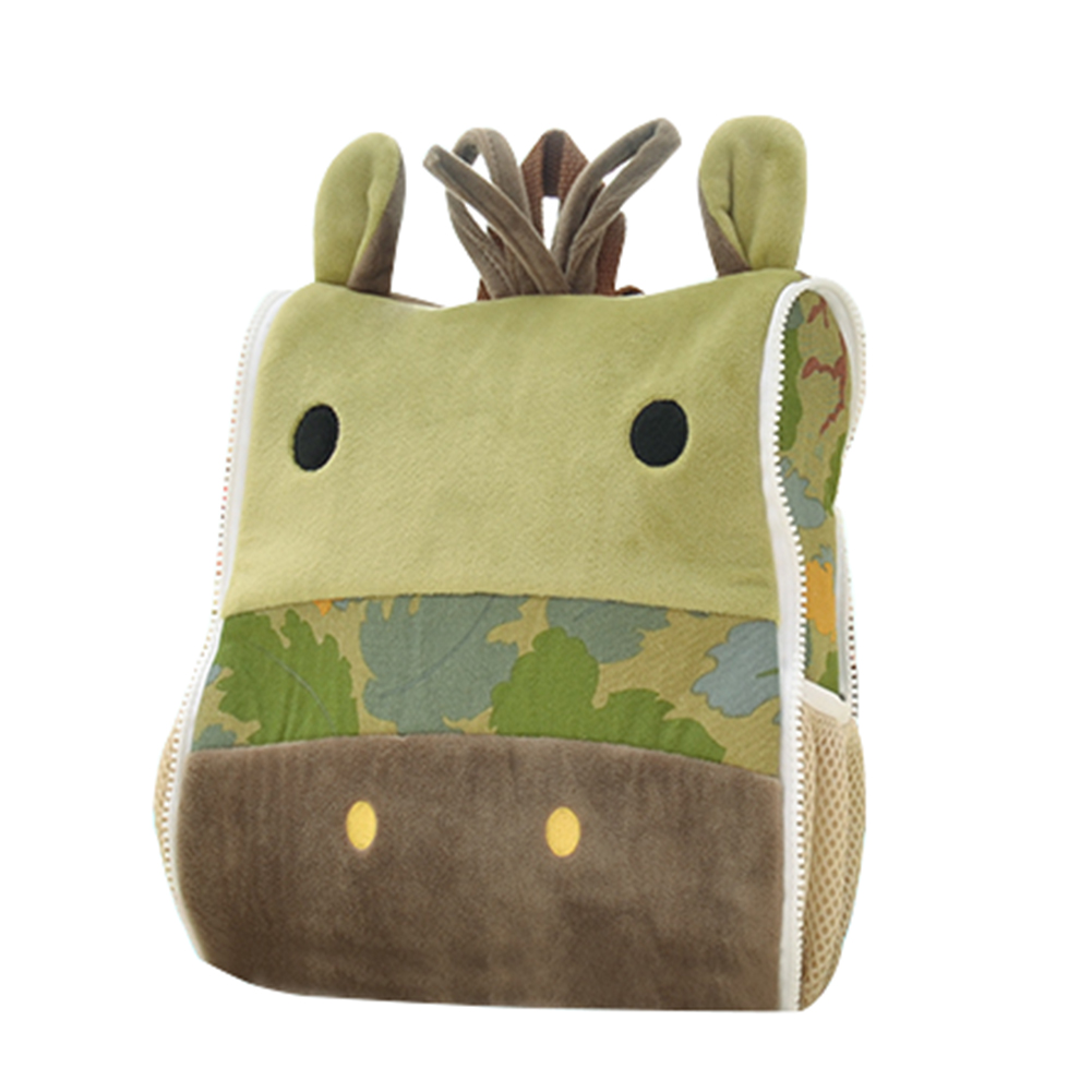 Plush Backpacks & Purses