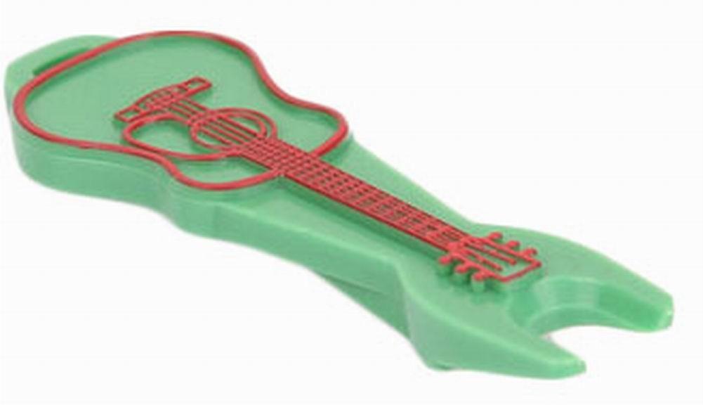 Plastic Guitar Staple Guitar Equipment Guitarist Necessary, Musical Tool