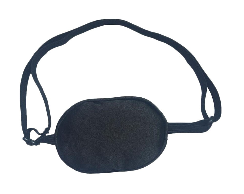 Satin Fabric Eye Patch for Lazy Eye