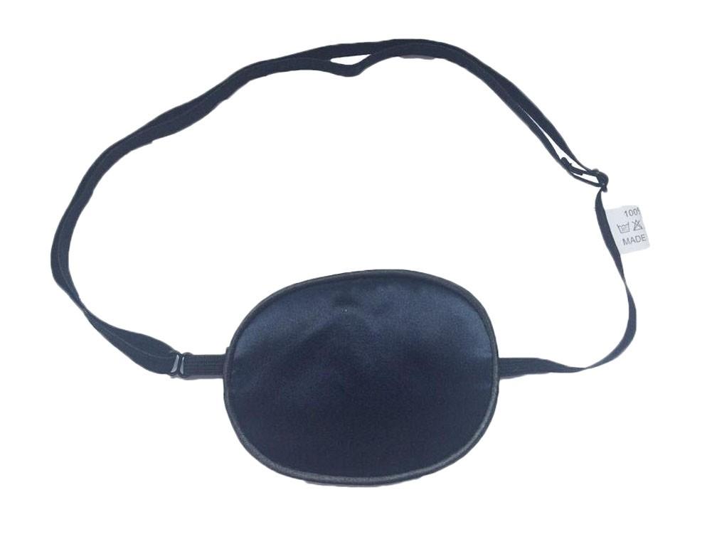Silk Amblyopia Eye Patches - Dark Blue