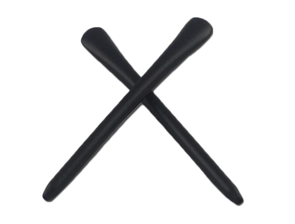 Sports Eyeglasses Anti Slip One Pair of Black Ear Pads
