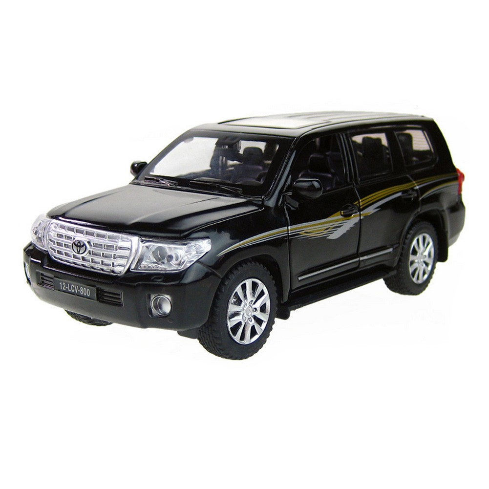 Best Gift 1/32 Alloyed Car Model Cool Car Model For Kids, Black
