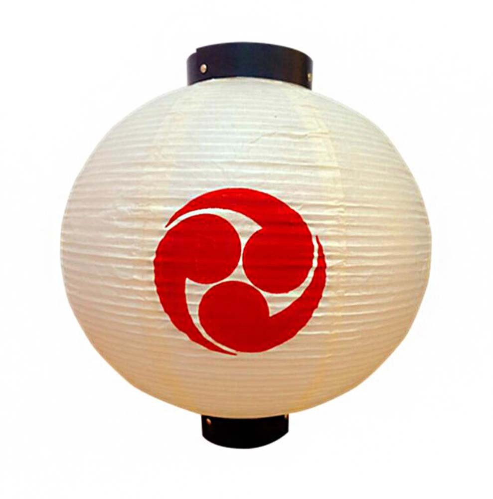"Japanese Style Home Decor/Restaurant Hanging Lantern Paper Lantern 12"" [B]"