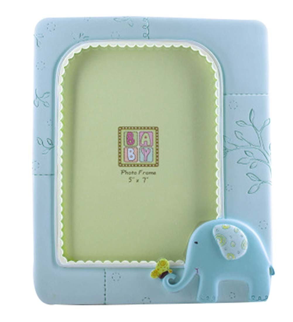7-inch Photo Frame Swing Sets Children Cute Baby  Wall Photo Frame Elephant
