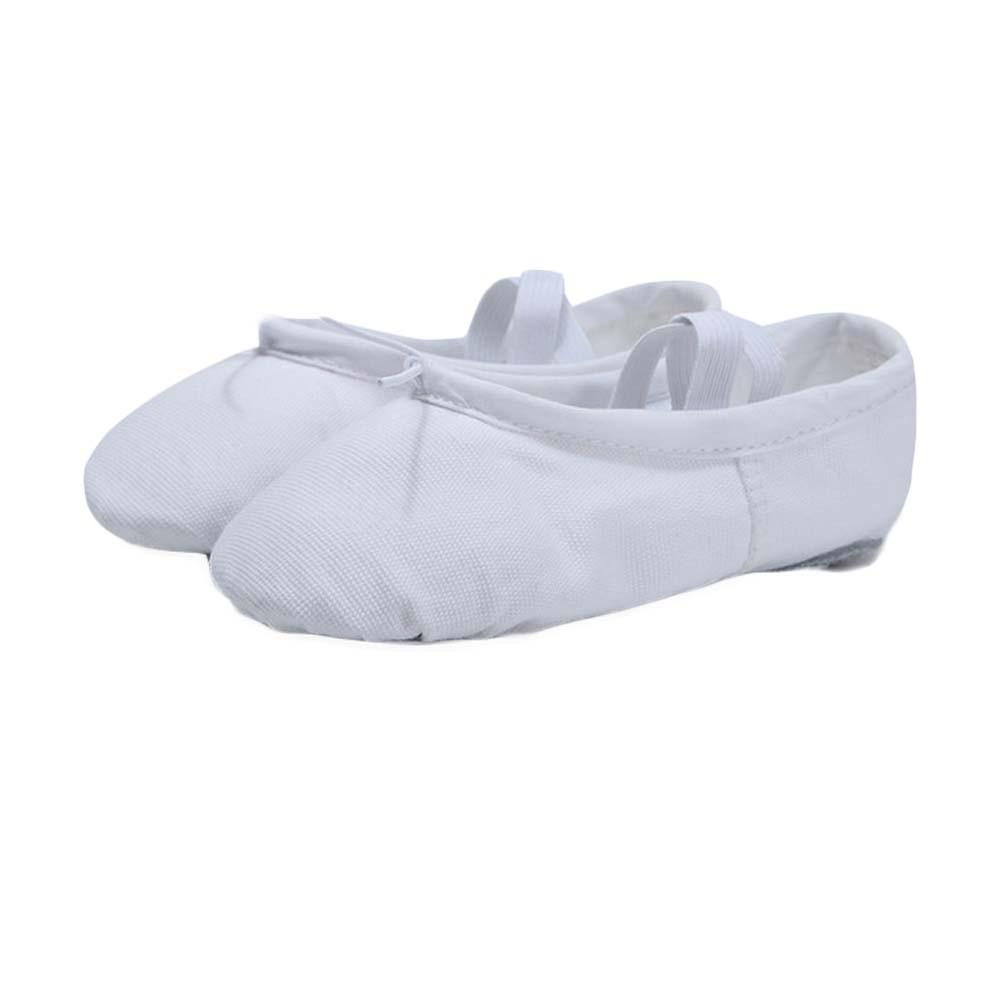 Classic Ballet Shoes Split Soft Sole Canvas Ballet Dance Shoes Ballet Slipper
