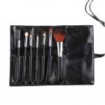 Makeup Brush Set 7 Pieces Face Blush Contour Foundation Cosmetic Brush Kit for Powder Liquid Cream