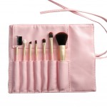 Cosmetics Foundation Blending Blush Eyeliner Face Powder Brush Makeup Brush Kit 5 Pcs