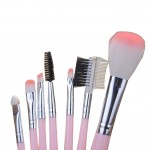 Portable Makeup Brush Set Cosmetics Foundation Blending Makeup Brush Tools