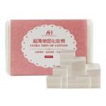 1000pcs White Facial Cotton Pads for Make Up