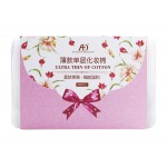 1000 Pieces Cosmetic Makeup Cotton Pads for Skin Care