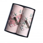 Selected Ladies/Women's Cotton Handkerchiefs Flower Romantic Present