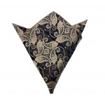 Retro Style Men Business Cloth Ornament Handkerchief Pocket Square