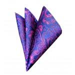 Men's Suit Shirt Pocket Square Foldable Handkerchief Hand Towel