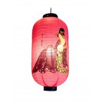 [Lady] Chinese/Japanese Style Hanging lantern Decorative Paper Lantern
