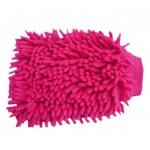 Microfiber Car Cloth Scratch-Free Wash Mitt Easy Car Cleaning Set of 2