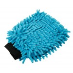 Random Color Microfiber Wash Mitt Wash Glove Scratch Free Car Wash Set of 2