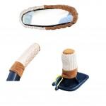 Mirror Sets Universal Manual Transmission Gear Sets Handbrake Sleeve