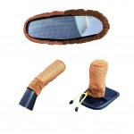 Sleeve Mirror Sets Universal Manual Transmission Gear Sets Handbrake