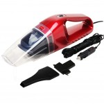 Vehicle Cleaner 100W DC-12V Wet-Dry Vacuums/Vacuum Cleaner,RED