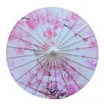 Handmade Oiled Paper Umbrella Beautiful Outdoor Umbrella Non Rainproof 33-Inch