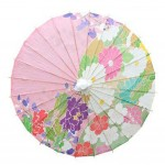Photography Props Chinese Handmade Oiled Paper Umbrella Non Rainproof 33-Inch
