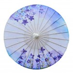 Office Gifts 33-Inch Handmade Chinese Style Oiled Paper Umbrella Non Rainproof