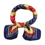 Elegant Silk Scarf For Lady/Formal Silk Scarf, Style B(60*60 cm)