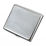 Exquisite Cigarette Holder Case Pocket Cig Holder Metal Cigarette Storage Box