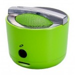 Mini Rice Cooker shaped Portable Speaker for IPhone, IPad, MP3 & Computers GREEN