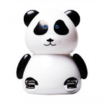 High-Speed Portable USB Hubs Creative Panda 4-Port USB HUB