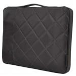 Fashion 11.6/12.1-inch Laptop Sleeve Computer Notebook Portable Bag(Black)
