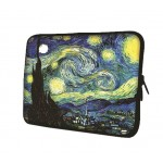 Creative Illustration Pattern Laptop/Tablet Computer Bags, Protective Sleeves