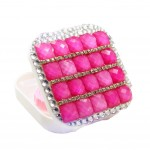 [HOT PINK] Special DIY Contact Lenses Box Case/Holders Storage Container
