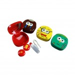 [Set of 2] Special Cute Contact Lenses Box Case/Holders Container??Random Colour