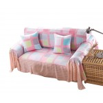 (Many Colors) New Style Three-seat Sofa Slipcovers, 195x300cm/76.7x118inch