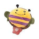 Cute Cartoon USB Heated Mouse Pad With Wristguard Hand Warmer Winter Mousepads, Bee