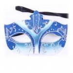 Masquerade Costume Children Toy Kids Mask Handmade Halloween Mask (16x10 cm)