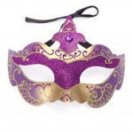 Children Toy Kids Halloween Mask Masquerade Costume Mask Handmade (18x12 cm)