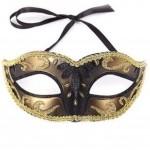 Children Toy Kids Halloween Mask Masquerade Costume Mask Handmade (15x6 cm)