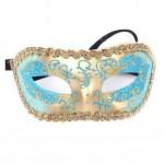 Mask Children Toy Masquerade Costume Kids Mask Handmade Halloween (16.5x8 cm)