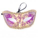 Children Toy Masquerade Costume Kids Mask Handmade Halloween Mask (16.5x8 cm)