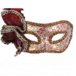 Masquerade Props Halloween Mask Halloween Costume Mask Venice Palace Mask