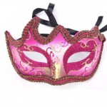 Masquerade Props Halloween Costume Mask Venice Palace Mask Halloween Mask