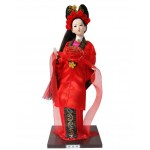 The Ancient Chinese Bride Doll Furnishing Articles, Random Style