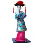 Ancient Chinese Beauty Doll Reading Furnishing Articles, Random Style