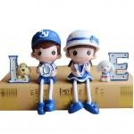 Creative and Unique Dolls/Toy Set Figure Decoration, LOVE