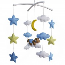 [Sweet Dream] Cute Gift, Infants' Musical Mobile, [Dreaming World]