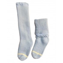 [Gray] Winter Baby Knee High Stockings Children Tube Socks Leg Sock
