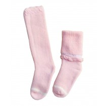 [Pink] Winter Baby Knee High Stockings Tube Socks for Children