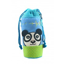 Insulated Baby/Kids Bottle Tote Bag Portable Fashion Feeding Bottle Bag Panda
